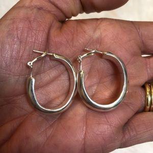 Jewelry - Silver earrings 🌹🌹🌹
